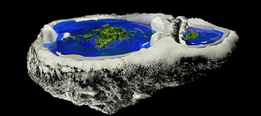 Бразильские учёные представят фильм с доказательствами, что Земля не является шаром