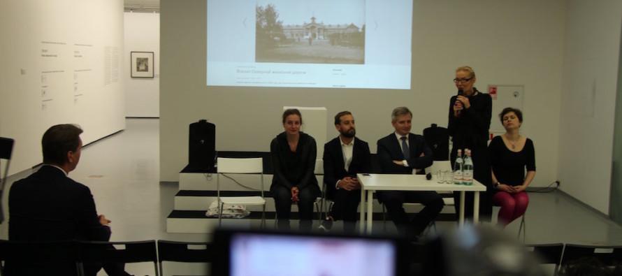 Мультимедиа Арт Музей представил проект с архивными фотографиями истории России