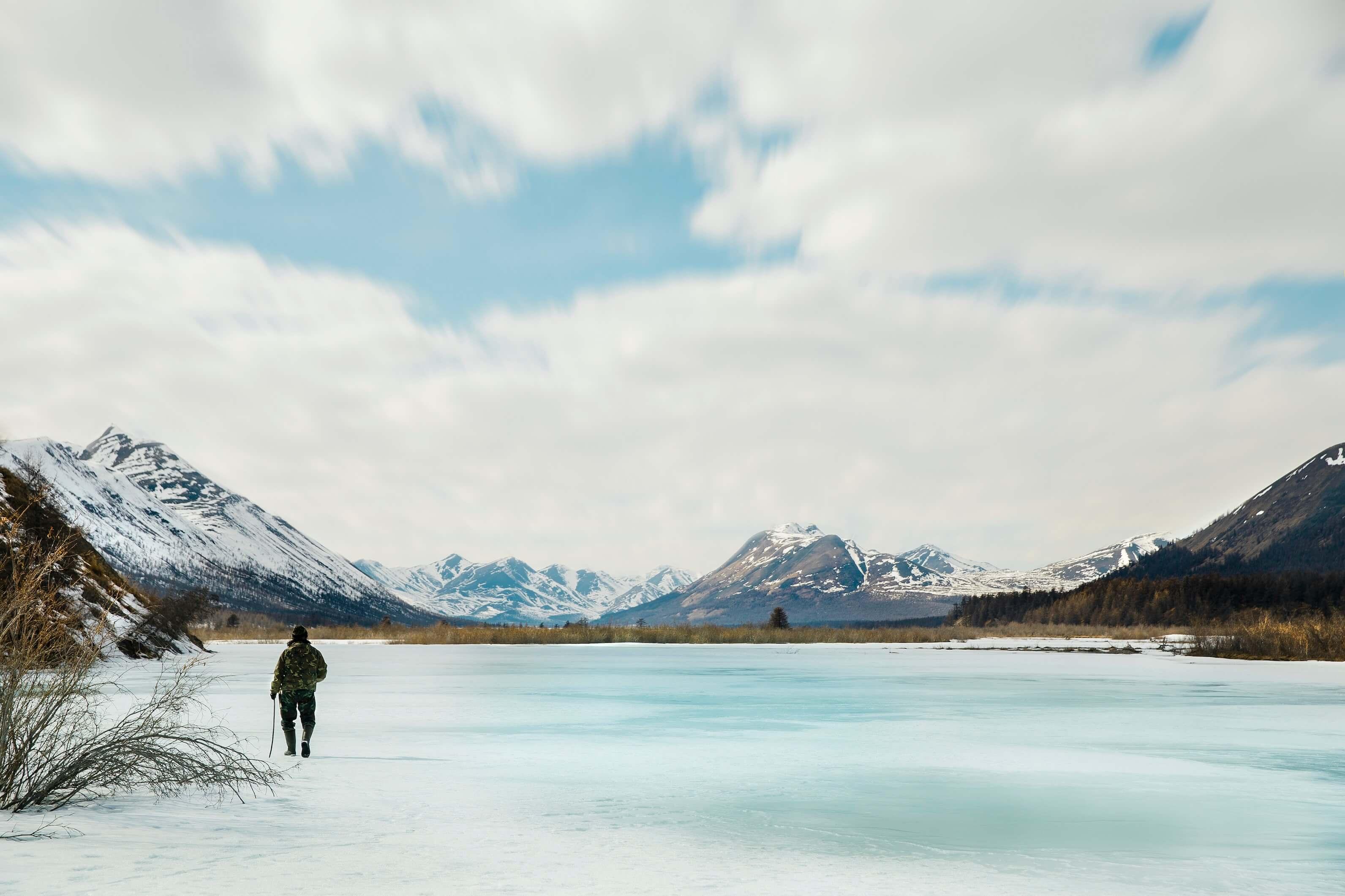 Кадр из фильма "24 снега"
