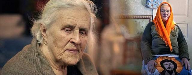 """Кадр из фильма """"Бабушки Чернобыля"""""""