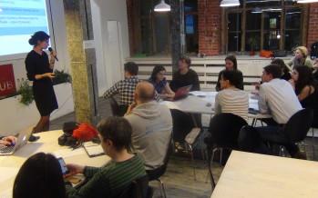 В «Теплице социальных технологий» состоялся мастер-класс Дарьи Бурлаковой «Как писать тексты о своём проекте»