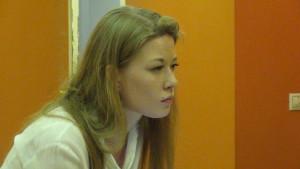 Корреспондент IA_RFI  Анастасия Тарханова