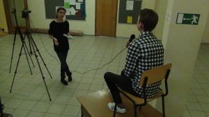 Интервью с волонтёром 37 ММКФ, Владимиром Двизовым. РосНоу, 21 июля, 2015.