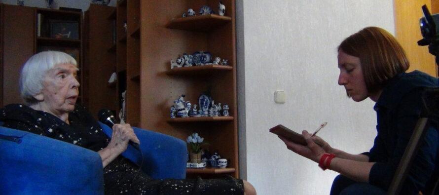 В Париже состоится показ видеоинтервью с Людмилой Алексеевой