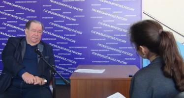 Николай Бородачёв: «Госфильмофонд – это абсолютно открытая организация»