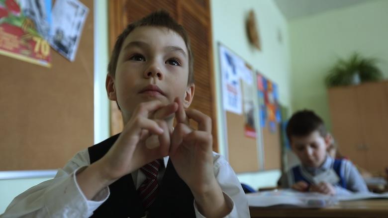 """Кадр из фильма """"Детский мат"""""""