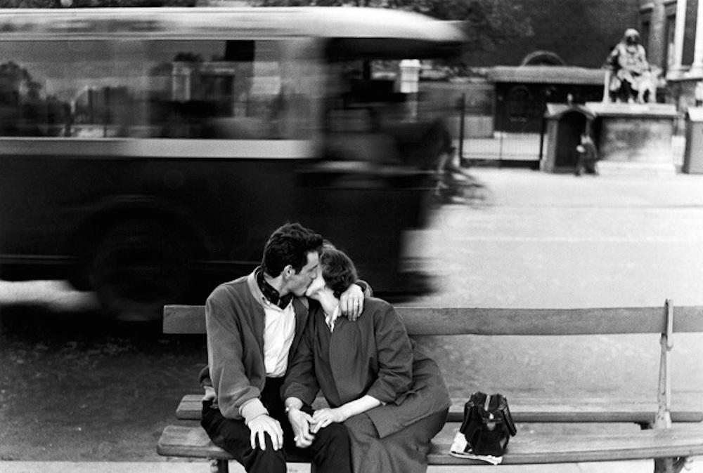 Джанни Беренго Гардин. Париж, 1954 © Джанни Беренго Гардин/Представлено Фотографическим фондом «Форма»