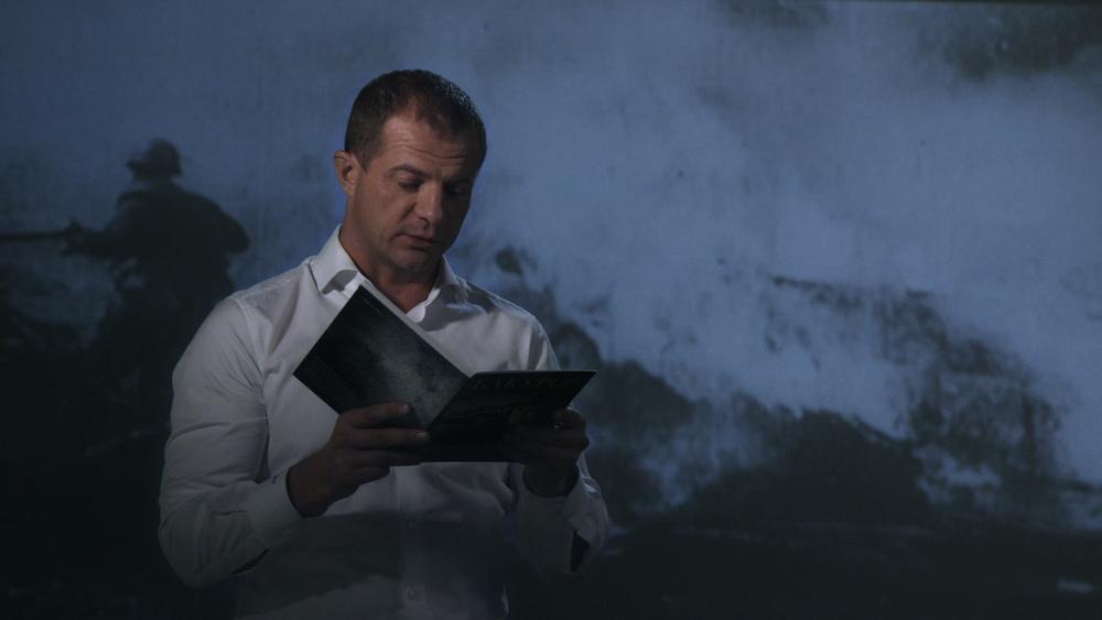 Кадр из документального фильма «Бакуров». Предоставлен: Юлией Киселёвой