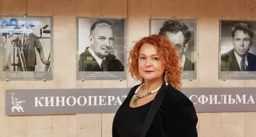 "Документалист Екатерина Головня назначена директором кинотеатра ""Иллюзион"""