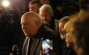 """В Москве состоялся показ фильма """"Знакомьтесь, Горбачёв"""".  Что нужно знать об этом событии и о самом фильме?"""