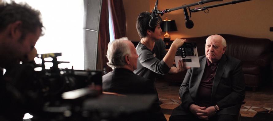 """Документальный фильм """"Знакомьтесь, Горбачёв"""" станет фильмом закрытия ММКФ"""