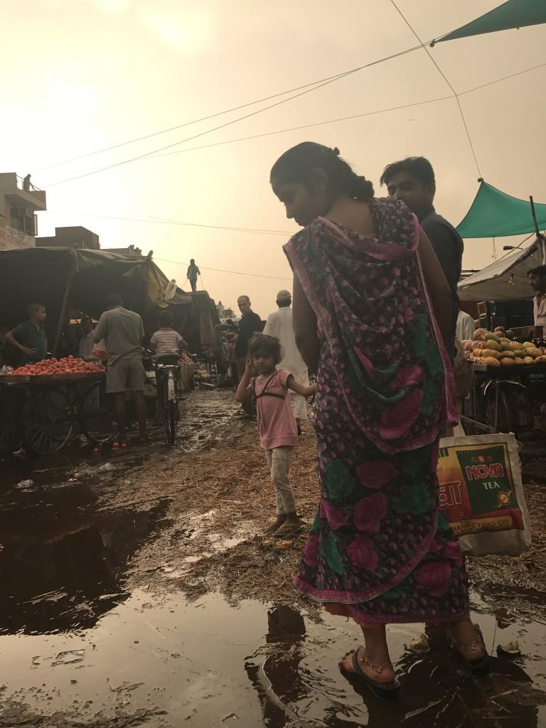 Индия, май 2017. Фотография предоставлена Дарьей Хреновой