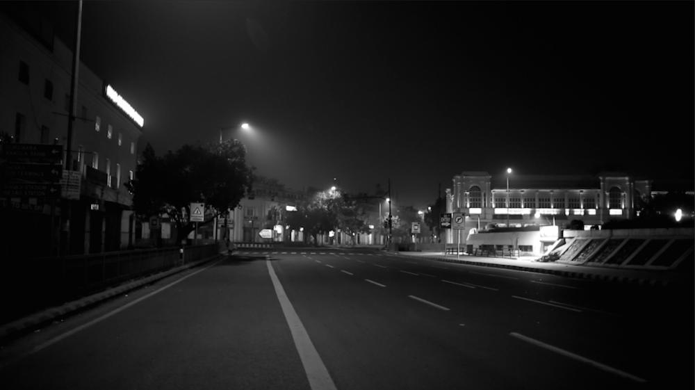 """Кадр из фильма """"Города во сне"""""""