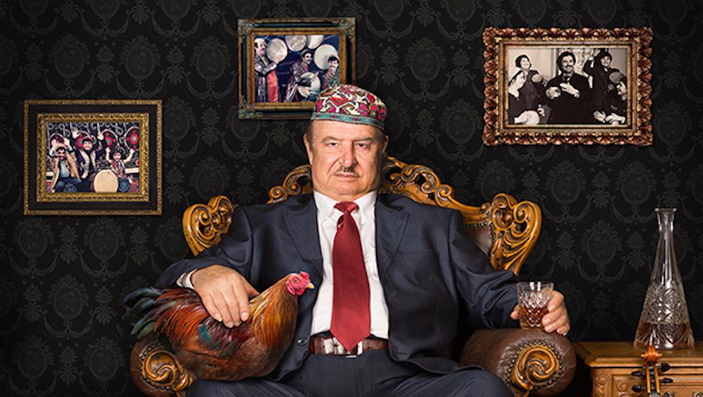 """Кадр из фильма """"Волшебное королевство папы Алаева"""""""