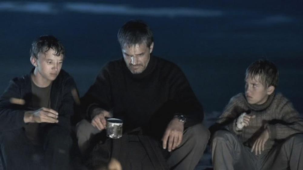 """Кадр из фильма """"Возвращение"""""""