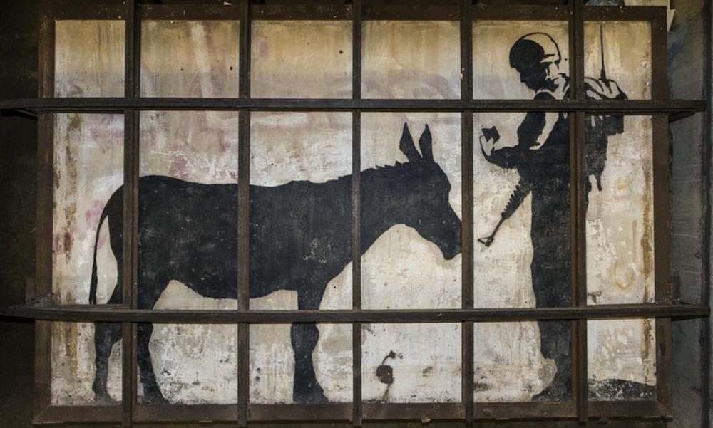 """Кадр из фильма """"Кто украл Banksy"""""""