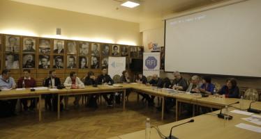 В рамках 39 ММКФ состоялся круглый стол по теме «Будущее кино»
