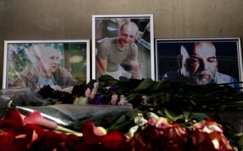 """Центр """"Досье"""": итоговый доклад об убийстве Орхана Джемаля, Александра Расторгуева и Кирилла Радченко"""