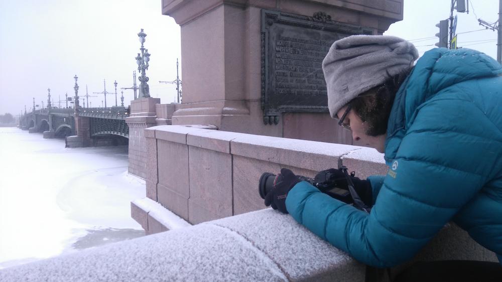 Санкт-Петербург. Март, 2017. Фотография предоставлена Дарьей Хреновой