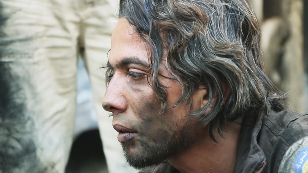 """Кадр из фильма """"Последние люди Алеппо"""""""