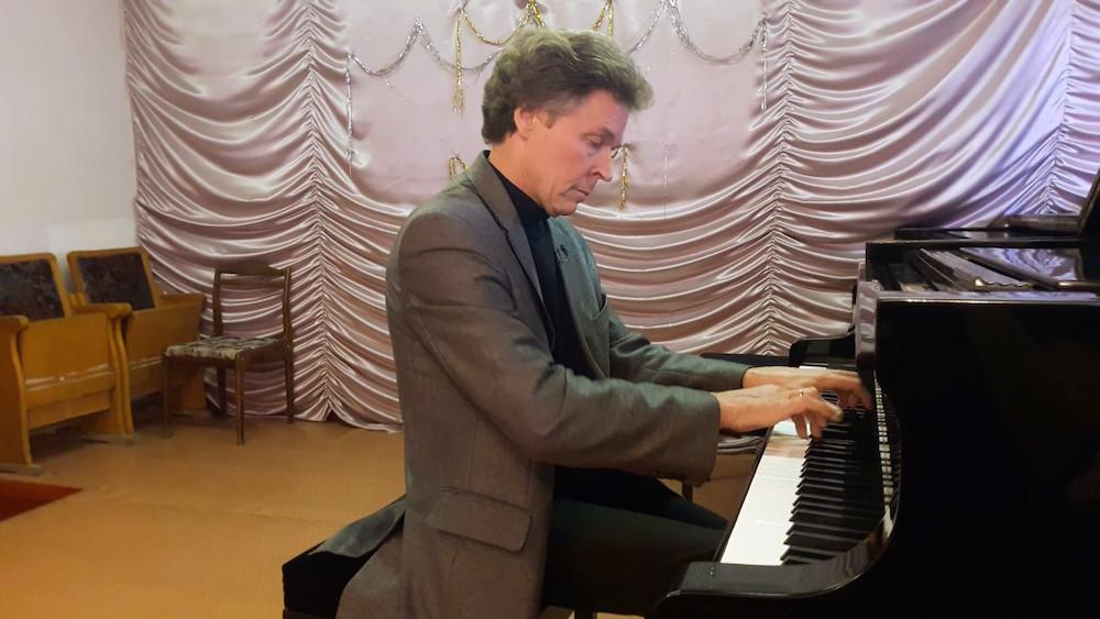 Владимир Прасолов. Фото предоставлено Татьяной Ауэрбах