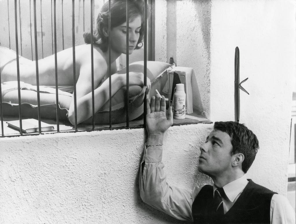 """Кадр из фильма """"Пусть к Брессону"""""""