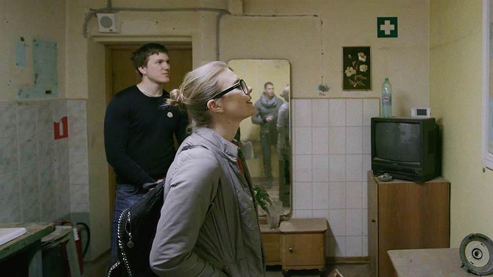 """Кадр из фильма """"Резкий и мягкий"""""""