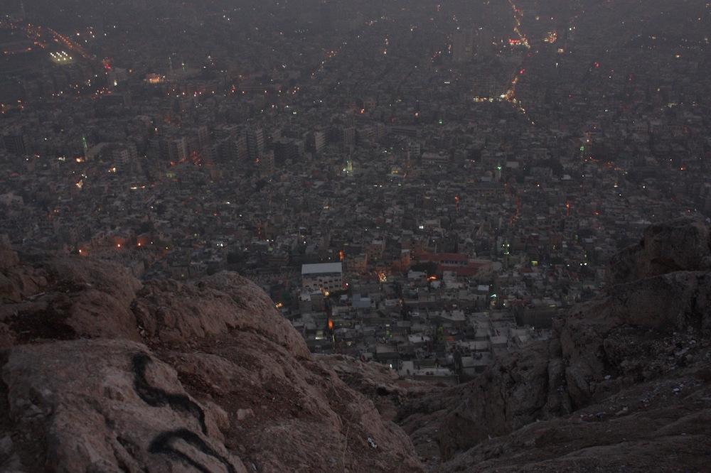 Сирия, Дамаск. Декабрь, 2010. Фотография предоставлена Ольгой Беловой