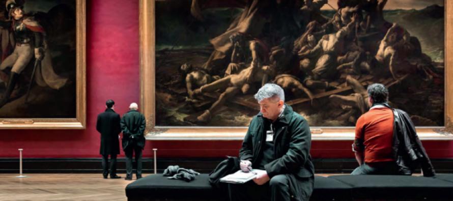 17 марта в российский прокат выходит фильм Александра Сокурова «Франкофония». Площадки показа