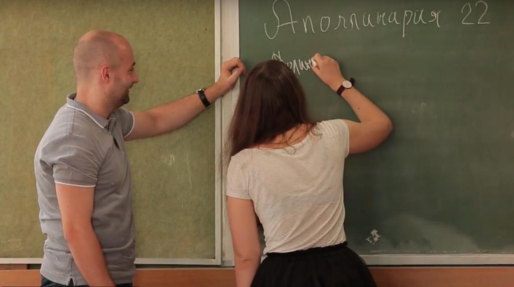 Сцена гипноза, не вошедшая в фильм. Источник: brain-film.ru