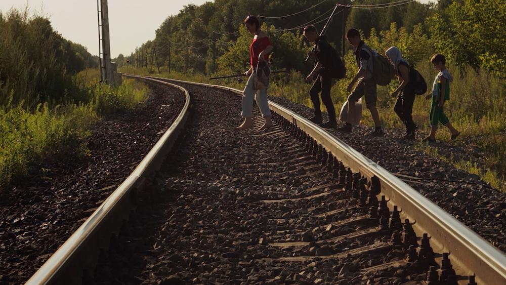 """Кадр из фильма """"Tатьяна и её дети"""""""