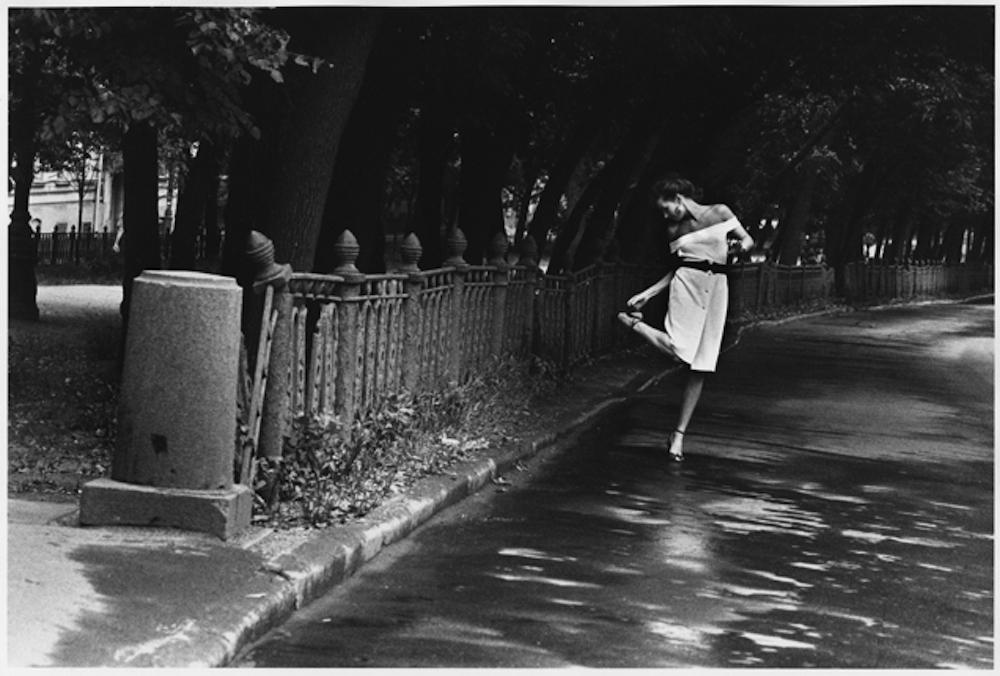 Владимир Богданов. Страстной бульвар. Москва, 1993