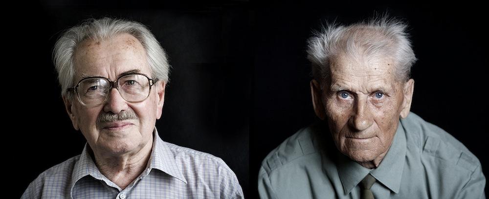 Владимир Кантовский и Иван Гайдук. Источник: memo.ru