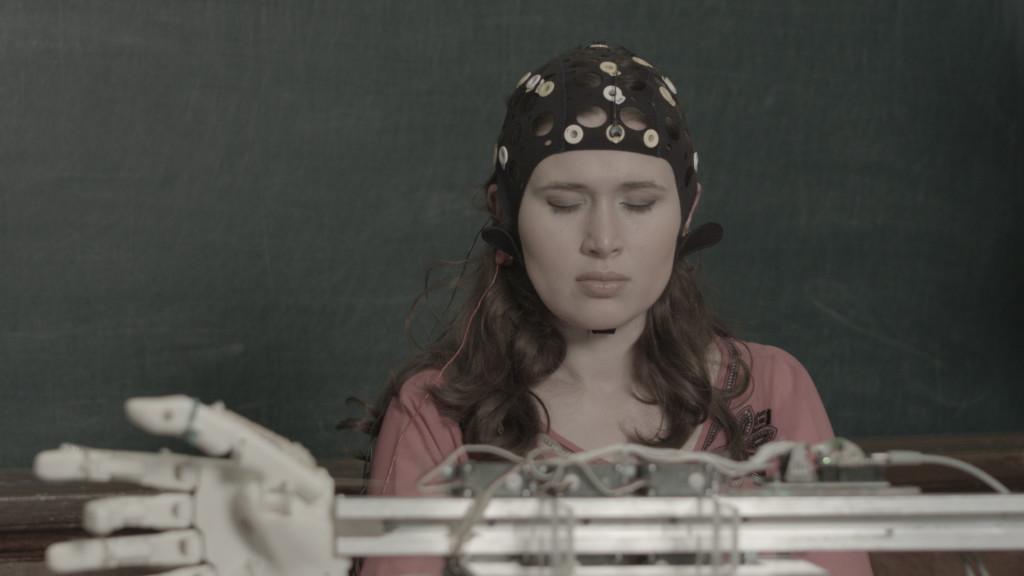 """Кадр из фильма """"Мозг. Вторая Вселенная"""". ДО цветокоррекции"""