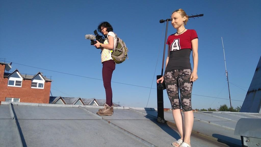 Иркутск. Май, 2016. Фотография предоставлена Дарьей Хреновой