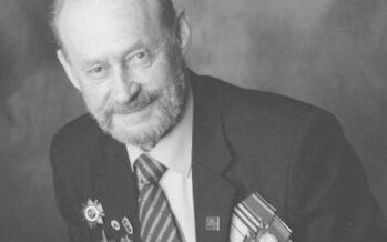 Ушёл из жизни кинодокументалист Александр Ульянов