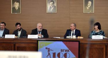 Центр неигрового кино, субсидия без справок от тв-каналов – какие идеи документалистов поддержал Путин