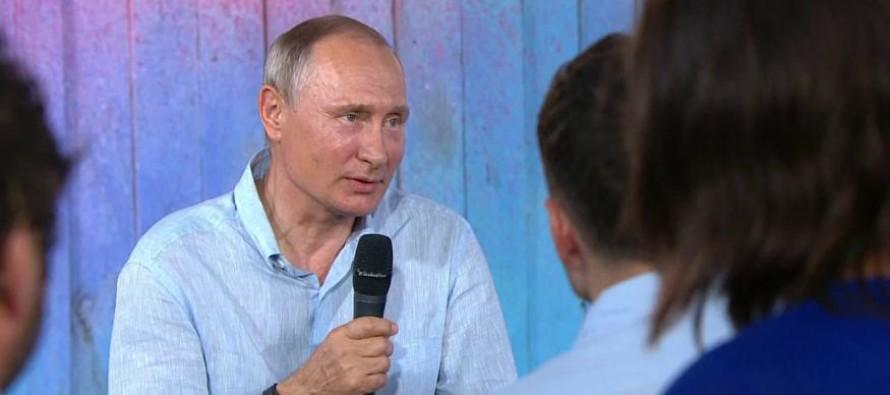 Президент России выразил идею субсидирования показа документального кино