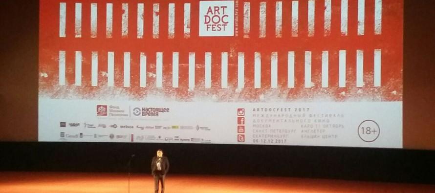 «Артдокфест» открылся двумя фильмами – об Андрее Звягинцеве и Олеге Сенцове