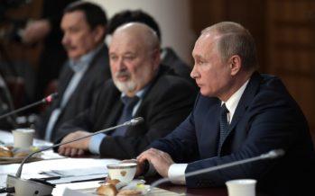 РГ: Путин обсудил поддержку документального кино на встрече с Ольгой Голодец