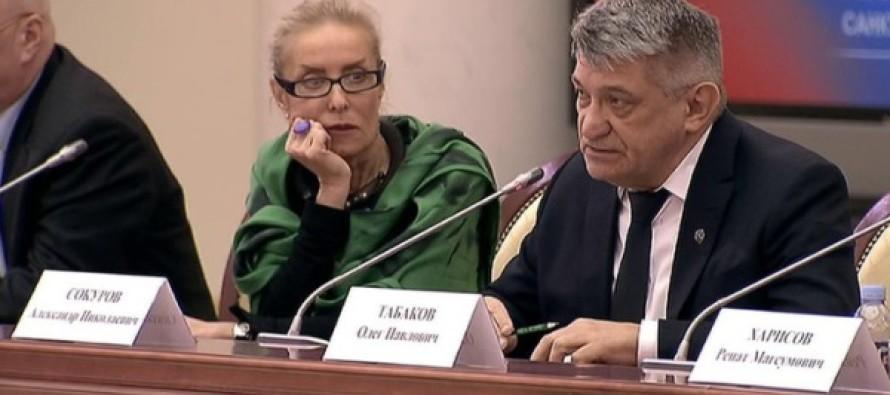 Александр Сокуров обратился к президенту России с предложениями по поддержке дебютного кино и продвижению российских фильмов на телевидении
