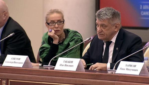 Александр Сокуров. Источник: http://kremlin.ru/