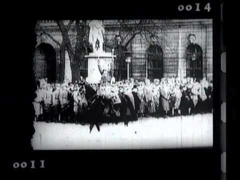"""Кадр из фильма """"Соната для Гитлера"""""""