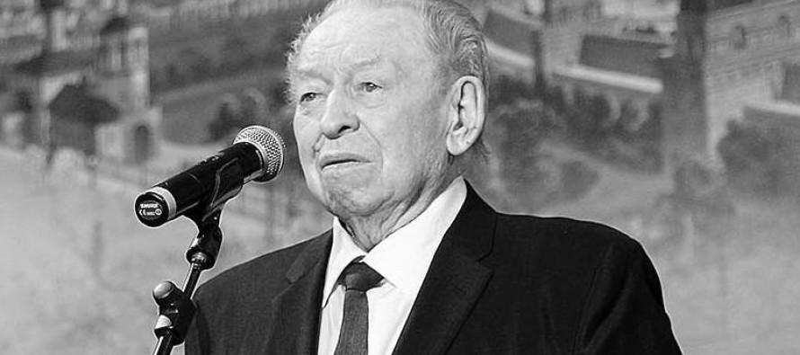Прощание с последним фронтовым кинооператором Борисом Соколовым состоится 21 января