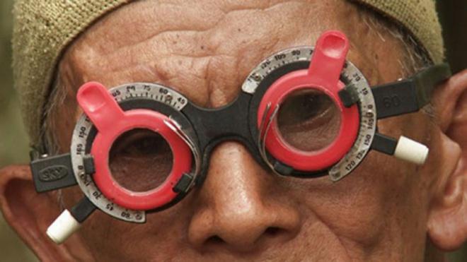 """Кадр из фильма """"Взгляд тишины"""". Источник: message2man.com"""